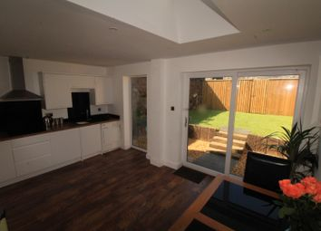 Thumbnail 3 bed terraced house for sale in Station Road, Llanrug