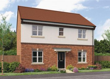 "Thumbnail 4 bed detached house for sale in ""Buchan"" at Croston Road, Farington Moss, Leyland"