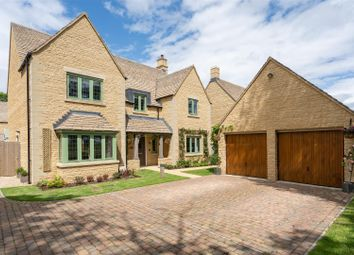 Thumbnail 5 bed detached house for sale in Sparrows Way, Upper Rissington, Gloucestershire