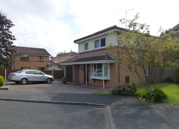 Thumbnail 4 bed detached house to rent in Cedar Field, Clayton-Le-Woods, Chorley