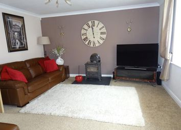 Thumbnail 4 bed detached house for sale in Gerddi Ty Bryn, Pencoed, Bridgend