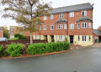 Thumbnail 4 bed town house for sale in Meredith Way, Tuffley, Gloucester