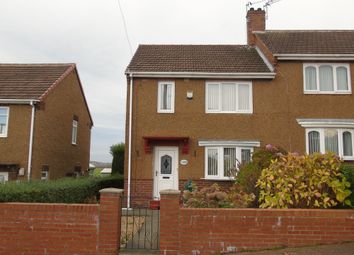 Thumbnail 2 bed semi-detached house to rent in Garden House Estate, Ryton