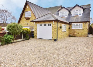 Thumbnail 3 bed detached house for sale in Rectory Chase, Doddinghurst, Brentwood, Essex