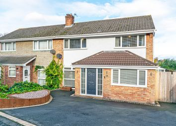 Thumbnail 3 bed semi-detached house for sale in Arran Drive, Frodsham
