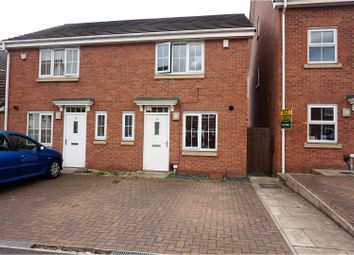 Thumbnail 3 bedroom semi-detached house for sale in The Shardway, Birmingham