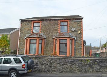 Thumbnail 4 bed detached house for sale in Foundry Road, Hopkinstown, Pontypridd, Mid Glamorgan