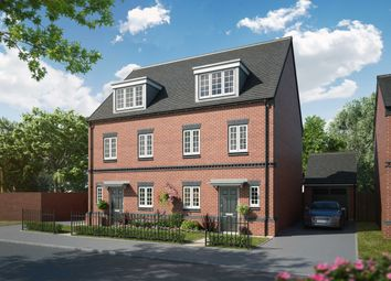 Thumbnail 3 bed semi-detached house for sale in Yarm Road, Stockton-On-Tees