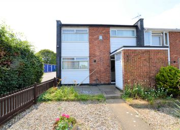 Thumbnail 3 bed end terrace house for sale in Bowers Avenue, Norwich
