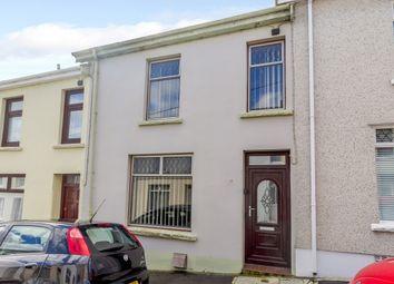 Thumbnail 3 bed terraced house for sale in Brynheulog Street, Merthyr Tydfil, Merthyr Tydfil