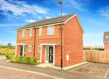 Thumbnail 2 bed semi-detached house for sale in Osprey Walk, Newcastle Upon Tyne