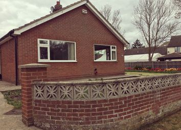 Thumbnail 3 bed bungalow to rent in Church View, East Drayton