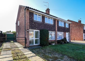 Thumbnail 3 bed semi-detached house for sale in Abelwood Road, Long Hanborough, Witney