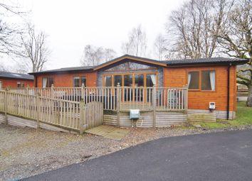 Thumbnail 4 bed mobile/park home for sale in Ambleside Road, Troutbeck Bridge, Windermere