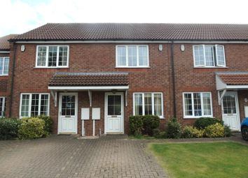 Thumbnail 2 bed terraced house for sale in The Eshings, Welton, Lincoln