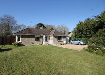 Thumbnail 2 bed detached bungalow for sale in Afton Road, Freshwater