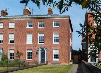 Thumbnail 4 bed semi-detached house for sale in Barbourne Terrace, Worcester, Worcestershire
