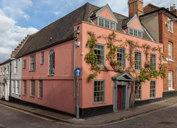 Thumbnail 5 bed town house for sale in Pottergate, Norwich