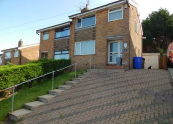 Thumbnail 3 bed semi-detached house for sale in Warwick Drive, Brierfield, Lancashire