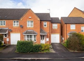 Thumbnail 4 bedroom end terrace house for sale in Edmonstone Crescent, Nottingham, Nottinghamshire