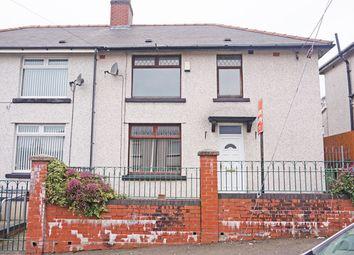 Thumbnail 3 bed semi-detached house for sale in Glanddu Terrace, Tir-Y-Berth