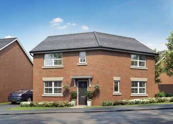 "Thumbnail 3 bed detached house for sale in ""Eskdale"" at Inglewhite Road, Longridge, Preston"