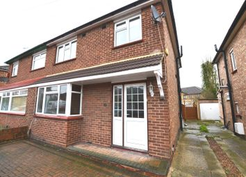 Thumbnail 3 bedroom property to rent in Fairway Avenue, West Drayton