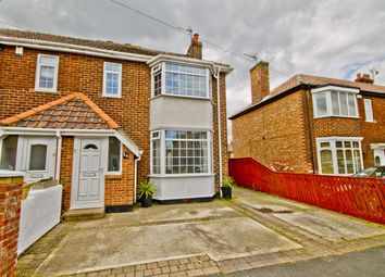 Thumbnail 3 bedroom end terrace house for sale in Stoneyhurst Avenue, Acklam, Middlesbrough