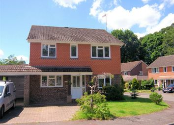 Thumbnail 4 bed detached house to rent in Pyrford, Woking, Surrey