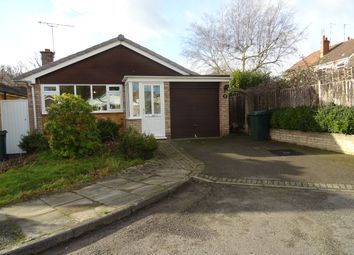 Thumbnail 2 bedroom detached bungalow to rent in Baxter Close, Tile Hill, Coventry