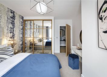 Thumbnail 1 bed flat for sale in Kilburn Quarter - West Block, 74 Cambridge Road