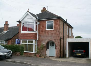 Thumbnail 3 bed detached house to rent in St James Road, Emsworth