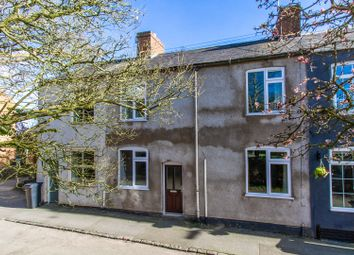 Thumbnail 3 bed terraced house for sale in The Green, Markfield