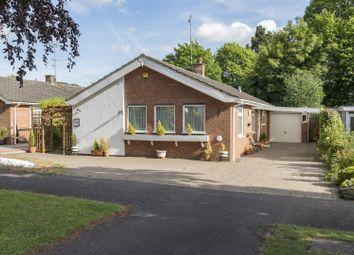 Thumbnail 2 bed detached bungalow for sale in Warren Close, Leamington Spa