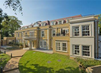 Thumbnail 2 bed flat for sale in Highbanks, Ridgewood, Weybridge, Surrey