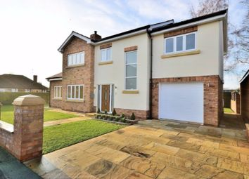 Thumbnail 4 bed detached house for sale in Kingsley Road, Chester