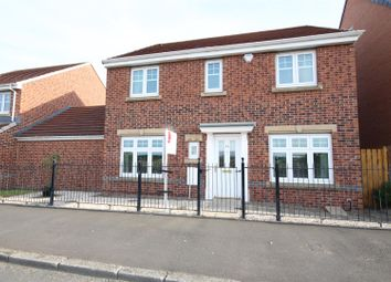 Thumbnail 4 bed detached house for sale in New Road, The Copperfields, Boldon Colliery