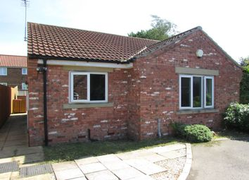 Thumbnail 2 bed bungalow to rent in Holme Stead Court, Crowle, Scunthorpe