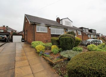 Thumbnail 2 bed semi-detached bungalow for sale in Mayster Grove, Brighouse