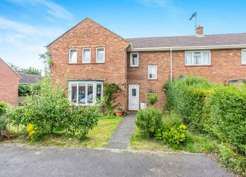 Thumbnail 4 bed end terrace house for sale in Alcock Crest, Warminster