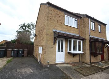 Thumbnail 2 bedroom semi-detached house for sale in Ashby Court, Sleaford, Lincolnshire
