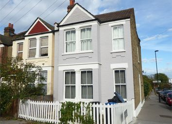 Thumbnail 3 bed end terrace house to rent in Lincoln Road, London