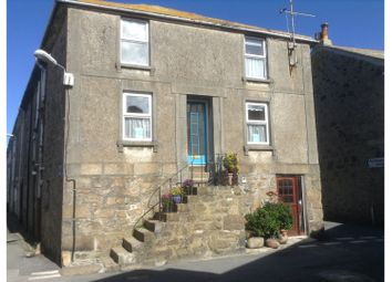 Thumbnail 4 bed cottage for sale in Back Road East, St. Ives