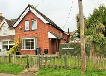Thumbnail 3 bed terraced house for sale in Broadway, Totland Bay