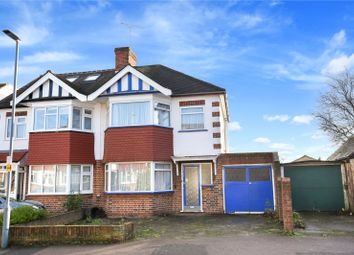 Thumbnail 3 bed semi-detached house for sale in Rodney Road, London