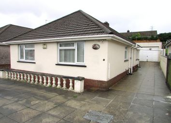 Thumbnail 3 bed detached bungalow for sale in Trallwn Road, Llansamlet, Swansea