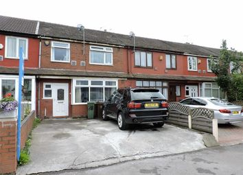 Thumbnail 3 bed terraced house for sale in Kirkmanshulme Lane, Longsight, Manchester