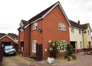 Thumbnail 3 bed semi-detached house for sale in Luther Drive, Tiptree, Colchester