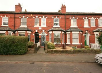 Thumbnail 2 bed terraced house to rent in Stamford Park Road, Hale, Altrincham