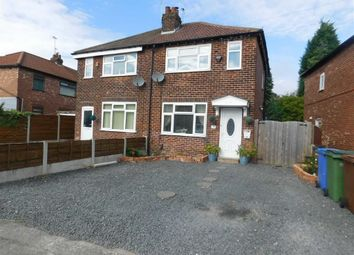 Thumbnail 2 bed semi-detached house for sale in Windsor Drive, Bredbury, Stockport